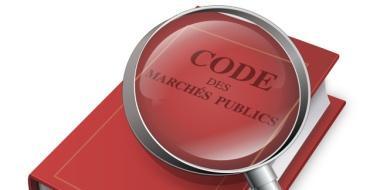code-marches-publics-definit-precisement-cadre-procedure-formalisee--F